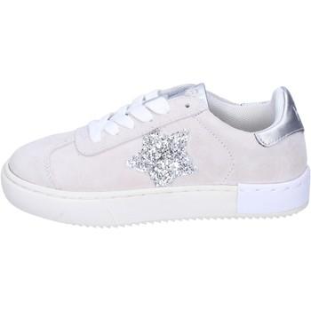 Cipők Lány Rövid szárú edzőcipők Holalà BH11 Fehér