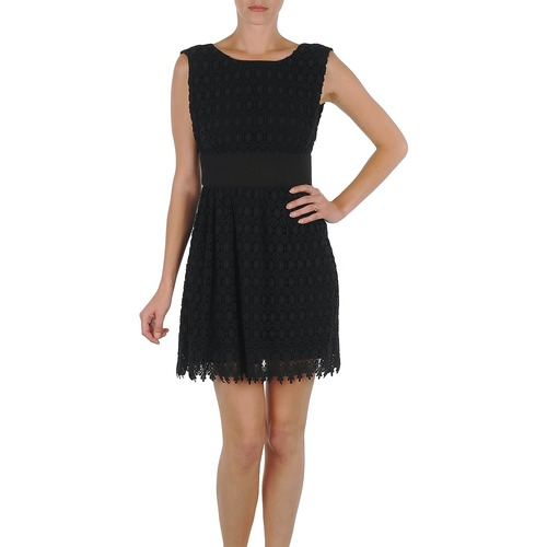 Ruhák Női Rövid ruhák Eleven Paris DEMAR Fekete