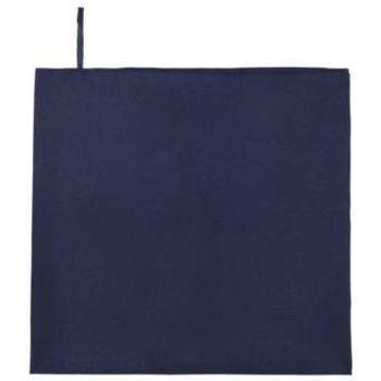 Otthon Törölköző és tisztálkodó kesztyű Sols ATOLL 100 French Marino Azul