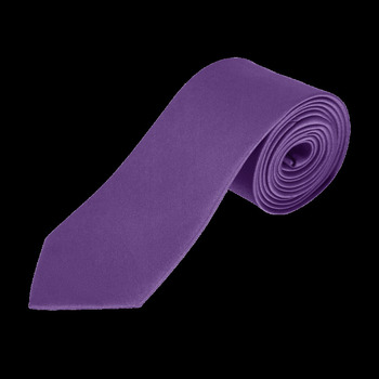 Ruhák Nyakkendők és kiegészítők Sols GARNER Morado Oscuro Violeta