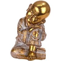 Otthon Szobrok, figurák Signes Grimalt Buddha Dorado