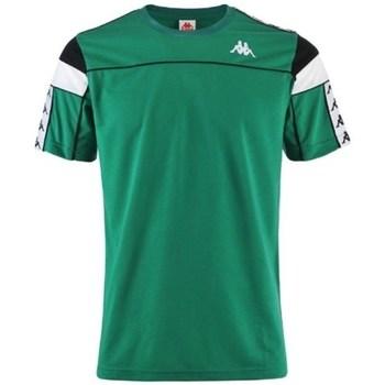 Ruhák Férfi Rövid ujjú pólók Kappa Banda Arar Zöld