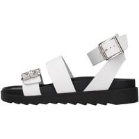 Cipők Női Szandálok / Saruk Apepazza S1SOFTWLK05/LEA WHITE