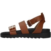 Cipők Női Szandálok / Saruk Apepazza S1SOFTWLK05/LEA BROWN