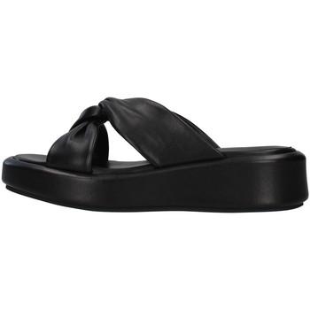 Cipők Női Papucsok Tres Jolie 2050/YARA BLACK