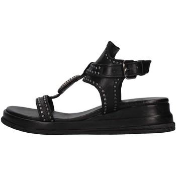 Cipők Női Szandálok / Saruk Zoe CHEYENNE02 BLACK