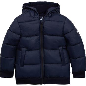 Ruhák Fiú Steppelt kabátok Aigle SARAH Tengerész