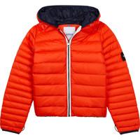 Ruhák Gyerek Steppelt kabátok Aigle ANITA Narancssárga