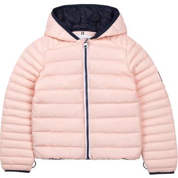 Ruhák Lány Steppelt kabátok Aigle ANITA Rózsaszín