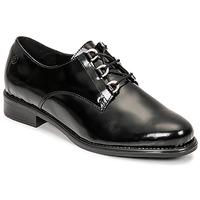 Cipők Női Oxford cipők Betty London PANDINE Fekete