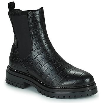 Cipők Női Csizmák Betty London PEDRO Fekete