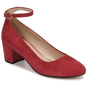 Cipők Női Félcipők Betty London PRISCA Piros