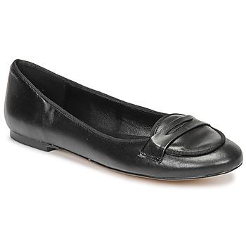 Cipők Női Balerina cipők  Betty London OVINOU Fekete