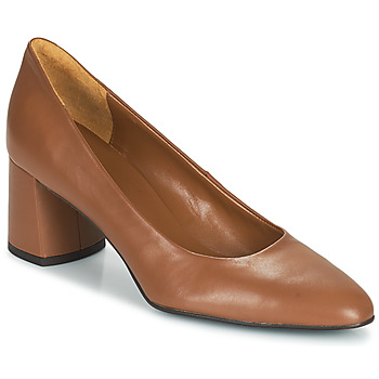 Cipők Női Félcipők Betty London  Konyak