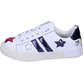 Cipők Lány Rövid szárú edzőcipők Holalà BH13 Fehér