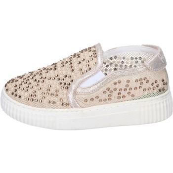 Cipők Lány Belebújós cipők Holalà BH17 Bézs