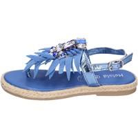 Cipők Lány Szandálok / Saruk Holalà BH18 Kék