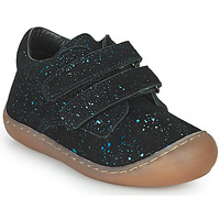 Cipők Lány Rövid szárú edzőcipők Citrouille et Compagnie PIOTE Kék