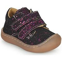 Cipők Lány Rövid szárú edzőcipők Citrouille et Compagnie PIOTE Fukszia