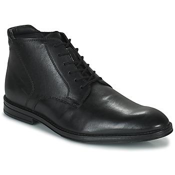Cipők Férfi Csizmák Clarks CITISTRIDERISE Fekete