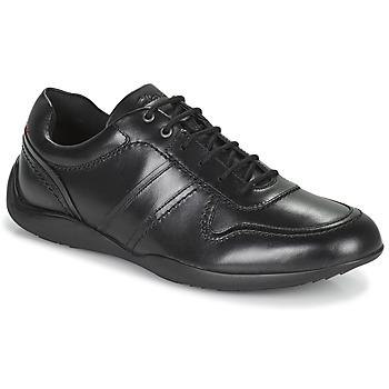 Cipők Férfi Oxford cipők Clarks Konrad Lace Fekete