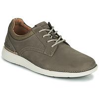 Cipők Férfi Oxford cipők Clarks LARVIK TIE Barna