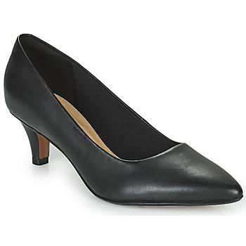 Cipők Női Félcipők Clarks LINVALE JERICA Fekete