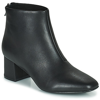 Cipők Női Bokacsizmák Clarks SHEER55 ZIP Fekete