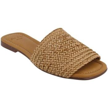 Cipők Női Papucsok She - He  Beige
