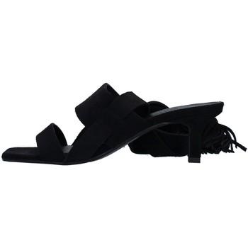 Cipők Női Szandálok / Saruk Janet&Janet 01151 BLACK