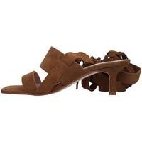 Cipők Női Szandálok / Saruk Janet&Janet 01151 BROWN
