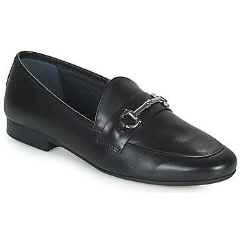 Cipők Női Mokkaszínek JB Martin FRANCHE Fekete