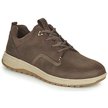 Cipők Férfi Rövid szárú edzőcipők Caterpillar TITUS Barna