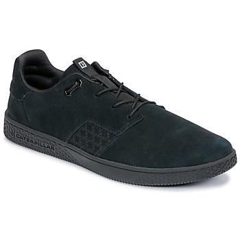 Cipők Férfi Rövid szárú edzőcipők Caterpillar PAUSE Fekete