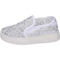 Cipők Lány Belebújós cipők Holalà BH22 Fehér