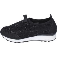 Cipők Lány Belebújós cipők Holalà BH23 Fekete