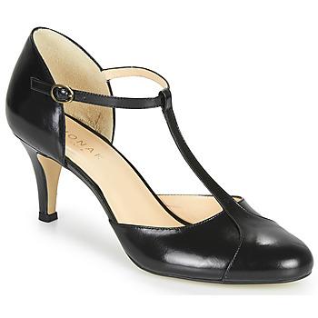 Cipők Női Félcipők Jonak BLOUTOU Fekete