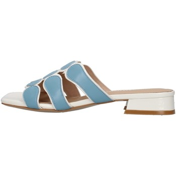 Cipők Női Papucsok Luciano Barachini GL292O WHITE