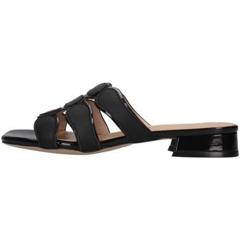 Cipők Női Papucsok Luciano Barachini GL292A BLACK