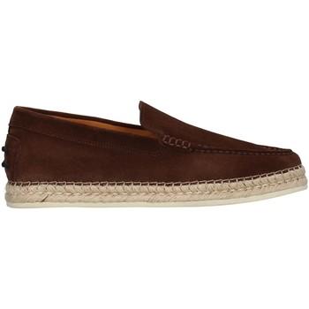 Cipők Férfi Mokkaszínek Rossano Bisconti 462-01 BROWN