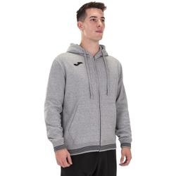 Ruhák Férfi Melegítő kabátok Joma Veste  Campus III line gris melangé