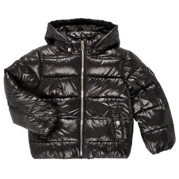 Ruhák Lány Steppelt kabátok Only KONEMMY Fekete