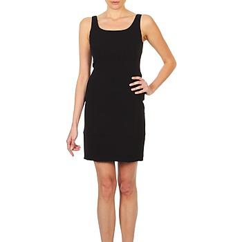 Ruhák Női Rövid ruhák Lola RITZ DOPPIO Fekete