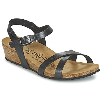 Shoes Női Szandálok / Saruk Papillio ALYSSA Fekete