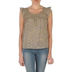 Ruhák Női Trikók / Ujjatlan pólók Bensimon SADIE Tópszínű