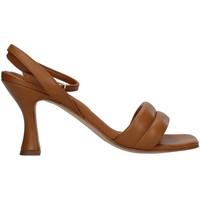 Cipők Női Szandálok / Saruk Paola Ferri D7439 BROWN