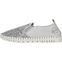 Cipők Női Mokkaszínek Ska 21PERLAGS6 WHITE