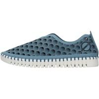 Cipők Női Mokkaszínek Ska 21OTELLOS6 BLUE