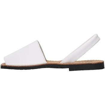 Cipők Női Szandálok / Saruk Ska 21IBIZADN WHITE