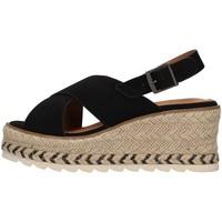Cipők Női Szandálok / Saruk Refresh 72854 BLACK